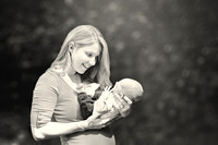 Amherst-Northampton-Hadley-Newborn-Family Photographer